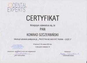 Szczerbinski certyfikat (2)