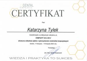 certyfikat-tylek