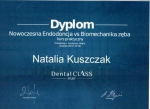 Nowoczesna Endodoncja vs Biomechanika zęba