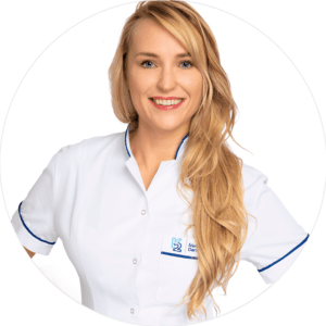 lek. med. Maria - Luiza Piesiaków - Dermatolog/ Specjalista medycyny estetycznej