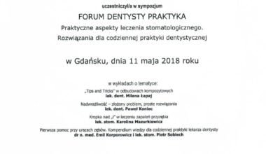 Forum Dentysty Praktyka