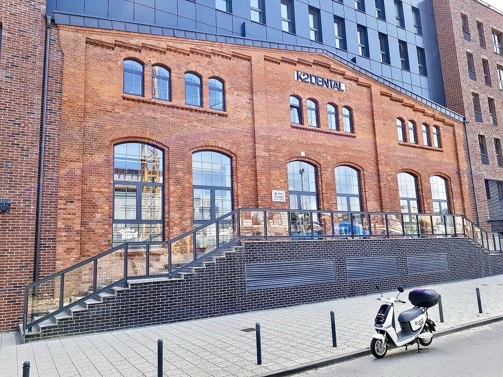 k2 medical & dental clinic gdańsk browar gdański